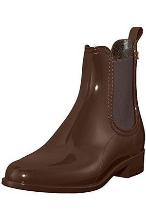 LEMON JELLY Damen Comfy Chelsea Boots, (Puce 34)