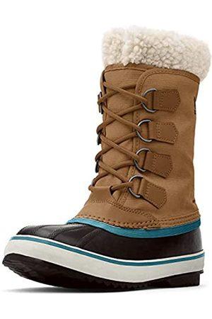 sorel Damen Winter Carnival Stiefel, (camel brown)