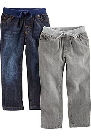 Simple Joys by Carter's Unterhose, (Gray, Blue Denim)