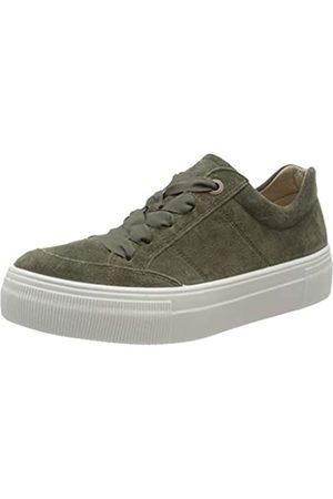 Legero Damen Lima Sneaker, (Dusty Olive 72)