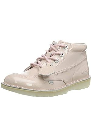 Kickers Damen Kick Hi Stiefeletten, Mehrfarbig (Light Pink/Clear PNK)