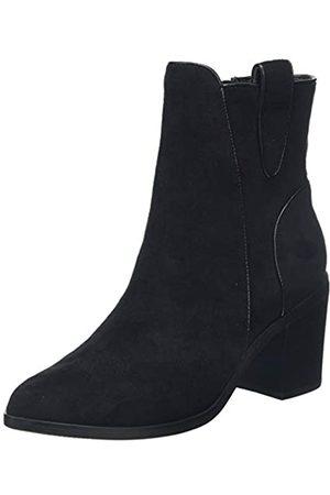 Buffalo Damen FLICKA Stiefeletten, (Black 001)