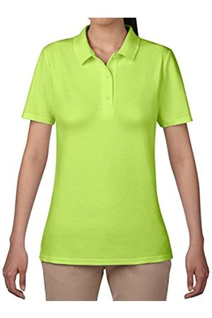 Anvil Damen Fashion Basic Polo Piqué / 6280L, Einfarbig