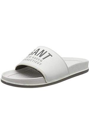GANT Footwear Herren BEACHROCK Pantoletten, (Off White G20)