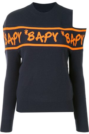 BAPY BY *A BATHING APE® Pullover mit Cut-Out