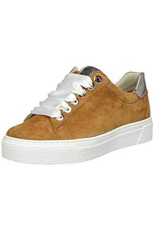 Semler Damen Alexa Sneaker, (Whisky-Puder 570)