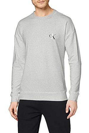 Calvin Klein Herren L/s Sweatshirt Schlafanzugoberteil