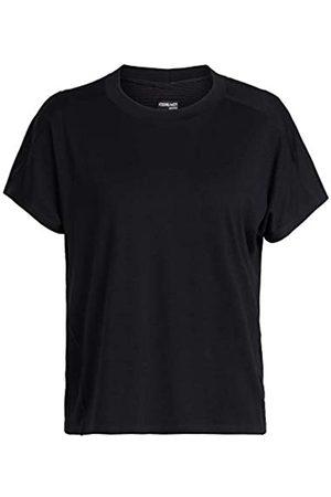 Icebreaker Damen T-Shirts - Merino Damen Kinetica Kurzarm Rundhals Shirt