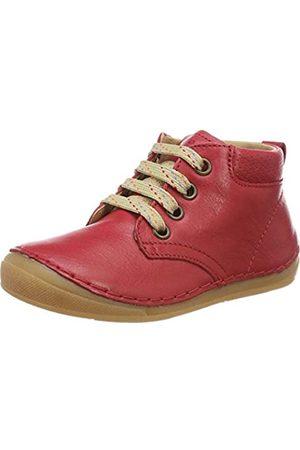 Froddo Unisex-Kinder G2130157-7 Kids Shoe Slipper, (Red I01)