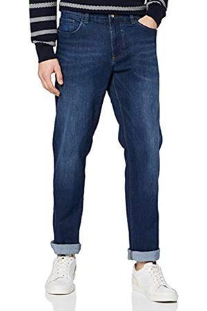 Hattric Herren Hose Straight Jeans