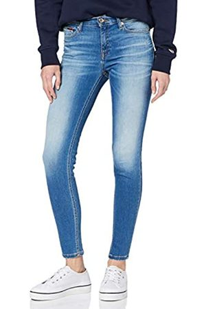 Tommy Hilfiger Damen Nora Mr Skinny Ankle Clrm Straight Jeans