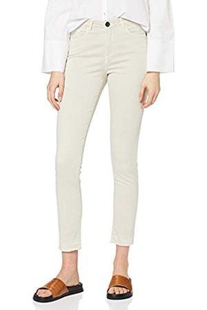 Opus Damen Evita Satin Jeans
