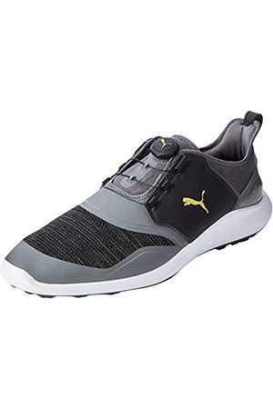 Puma Herren Ignite Nxt Disc Sneaker, (Quiet Shade Team Black)