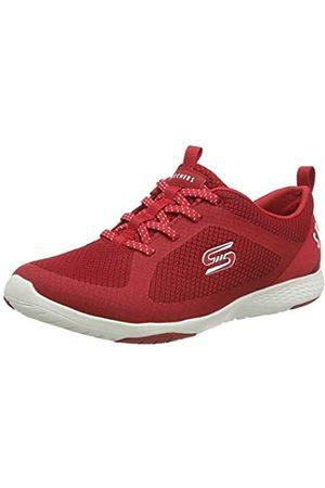 Skechers Womens 104028-RED_36 Sneakers