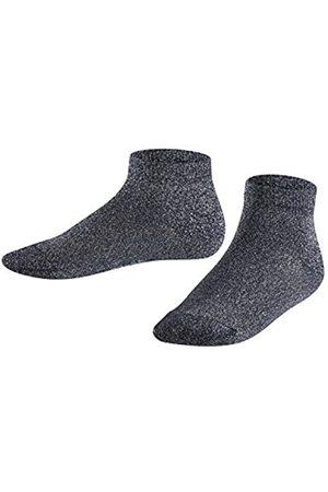 Falke Kinder Sneakersocken Shiny - Baumwollmischung, 1 Paar, (Marine 6121)
