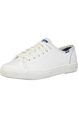 Keds Damen Kickstart Retro Court Leather Sneaker