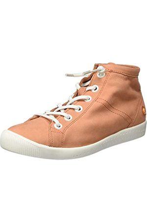 softinos Damen ISLEEN2586SOF Hohe Sneaker, Pink (Warm Pink 000)