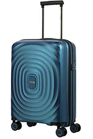 Titan Gepäck Serie LOOPING: Robuste und leichte Hartschalen Trolleys, Koffer 4-Rad Handgepäck mit TSA Schloss, erfüllt IATA-Bordgepäck Maß, 848406-22, 55 cm