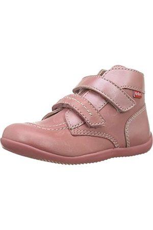 Kickers Baby Mädchen BONKRO Stiefel, Pink (Rose Antique 133)