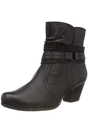 Soft Line Damen 25361-21 Stiefeletten, (Black 001)