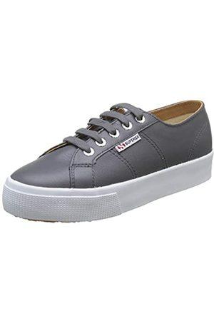 Superga Damen 2730-nappaleau Sneaker, (Grey Stone F28)