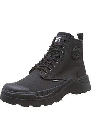 Palladium Unisex-Erwachsene Plkix Hi CVS U Hohe Sneaker, (Black/Black 466)