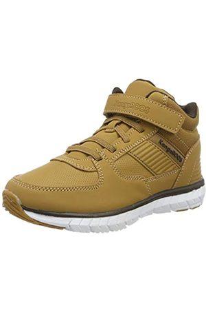 KangaROOS Unisex-Kinder Caspo EV JR Hohe Sneaker, (Tan 3015)
