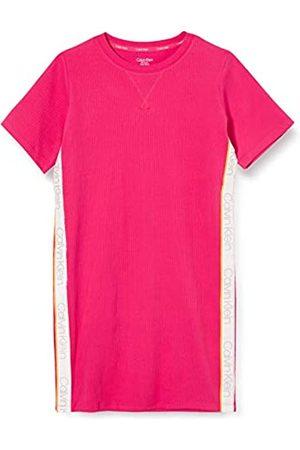 Calvin Klein Mädchen Shirtdress Nachthemd