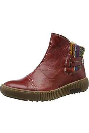 Josef Seibel Damen Maren 07 Chelsea Boots, (Hibiscus-Kombi Pl88 451)