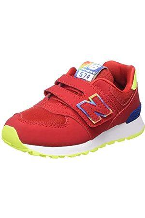 New Balance Jungen 574v2 Sneaker, (Red TDR)