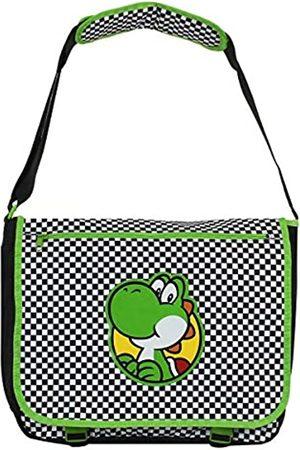 Bioworld Nintendo - Yoshi Checkered - Messenger Bag