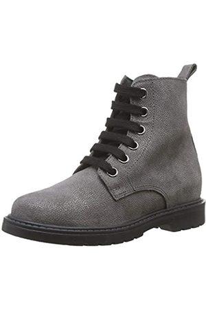 Naturino Unisex-Kinder Barnett Combat Boots, (Grigio 0b03)