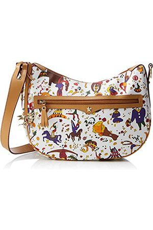 PIERO GUIDI Damen Stella Hobo Bag Schultertasche