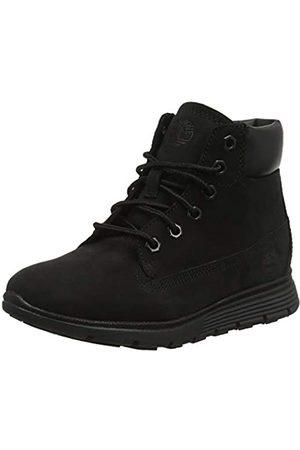 Timberland Unisex-Kinder Killington Klassische Stiefel, (Black Nubuck 1)