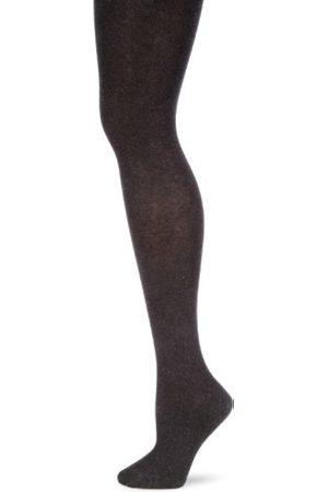 Hudson Damen Strickstrumpfhose, 025561 MONTANA SPECIAL SIZE