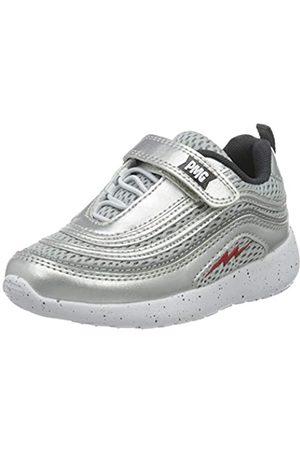 Primigi Jungen Scarpa Bambino Sneaker, (Silver/Grigio 5452411)