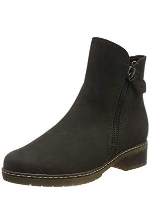 Gabor Shoes Damen Comfort Sport Stiefeletten, (Dark-Grey (Micro) 39)