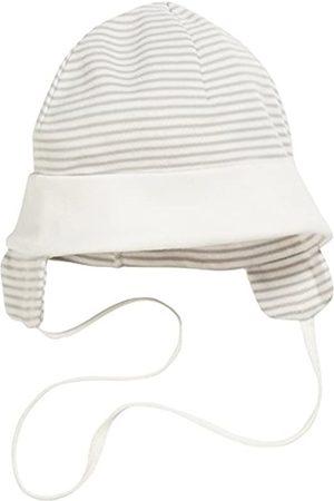 Schnizler Baby-Unisex Bindemütze mit Ohrenschutz Mütze