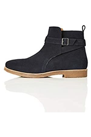FIND Ethan Jodhpur Chelsea Boots, (Navy)