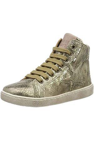 Bisgaard Mädchen Gaia Hohe Sneaker, (Stone 419)