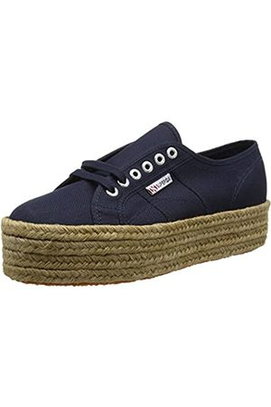Superga Damen 2790-cotropew Sneaker, (Navy 933)