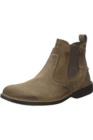 El Naturalista Herren Ng24 Lux Suede Yugen Chelsea Boots, (Land)