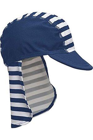 Playshoes Jungen Bademütze Maritim von mit UV-Schutz nach Standard 801 und Oeko-Tex Standard 100