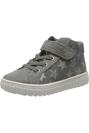 Lurchi Mädchen Yari Hohe Sneaker, (Grey 25)