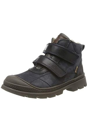 Bisgaard Jungen Elias Combat Boots, (Black 203)