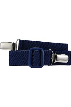 Playshoes Unisex - Kinder Gürtel 601200 Elastischer Kindergürtel mit Clips Uni, passend bei Größe 74-110