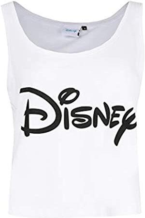 Disney Damen Plain Logo Pullunder