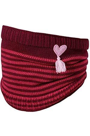 maximo Baby-Mädchen Tube Herzchen Mütze