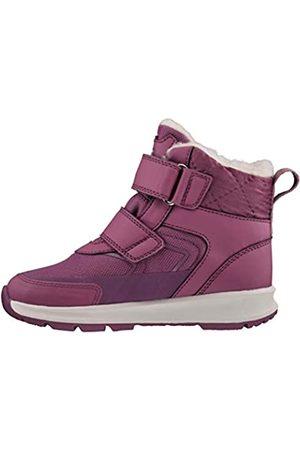 Viking Mädchen Ella GTX Schneestiefel, Pink (Dark Pink/Violet 3921)