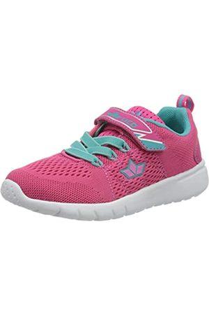LICO Mädchen Suman VS Walkingschuhe, Pink (Pink/Türkis Pink/Türkis)